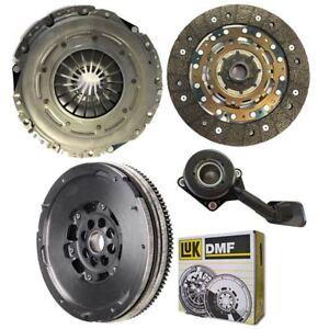 Kit-de-embrague-y-LUK-Doble-Masa-Rigida-Volante-y-CSC-para-Ford-S-MAX-MPV-2-0-TDCi