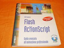 flash actionscript guida avanzata all'animazione professionale 2001