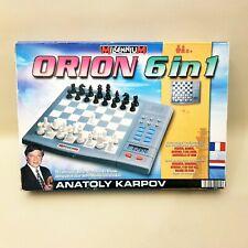 Millenium Chess School Intelligent Chess Anatoly Karpov 6 in 1