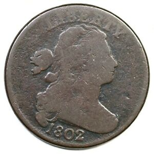 1802-S-236-Stems-Draped-Bust-Large-Cent-Coin-1c