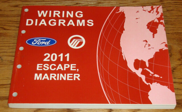 Diagram 201ford Escape And Mercury Mariner Wiring Diagram Manual Original Full Version Hd Quality Manual Original Diagrampocho Beppecacopardo It