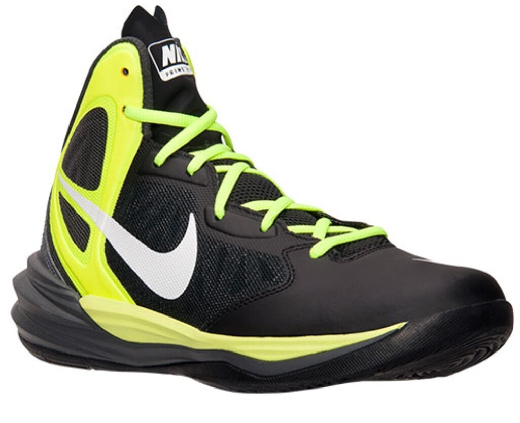 MEN NIKE PRIME HYPE DF BASKETBALL SHOE SIZE 13 MULTI-COLOR Seasonal price cuts, discount benefits
