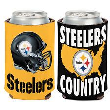 item 5 Pittsburgh Steelers Can Cooler 12 oz. Koozie -Pittsburgh Steelers Can  Cooler 12 oz. Koozie ce70b37d6