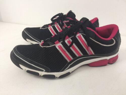 Adidas Zapatillas Sz Euc para M Plateado Rosa 8 En Negro mujer 606001 para correr RRwUFrq