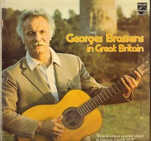 GEORGES-BRASSENS-034-IN-GREAT-BRITAIN-034-LIVE-CARDIFF-1973-LP-PHILIPS-9101-005