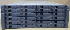 NetApp DS4243 NAJ-0801 24x 450GB 3.5 SAS HDD 2x IOM3 2x PSU 4U Expansion Shelf