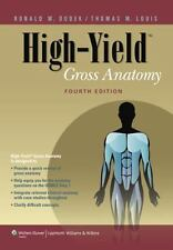 High-YieldTM Gross Anatomy (High-Yield  Series) 4th edition
