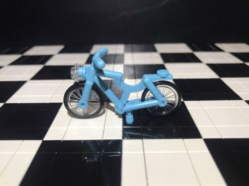 Lego Medium Azure Bicycle X1 City Sports Minifigure Not Included