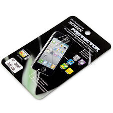 Clear Front and Back Professional  Screen Protector Guard for Apple iPhone 5 5S