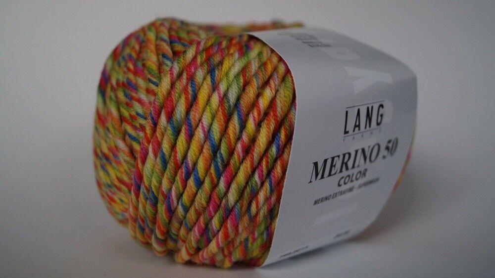 Lang Yarns Merino 50 Color 61