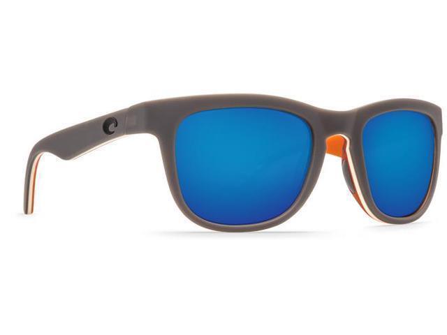 a3c4a091b65 Costa Del Mar Copra Cop 102 Matte Gray cream salmon Sunglasses Blue 580g