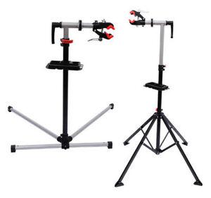 Bike Cycle Bicycle Maintenance Repair Stand Mechanic Adjustable Workstand Rack