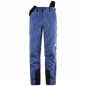 Kappa-Pants-Man-6CENTO-622A-DENIM-Ski-sport-Sport-Trousers
