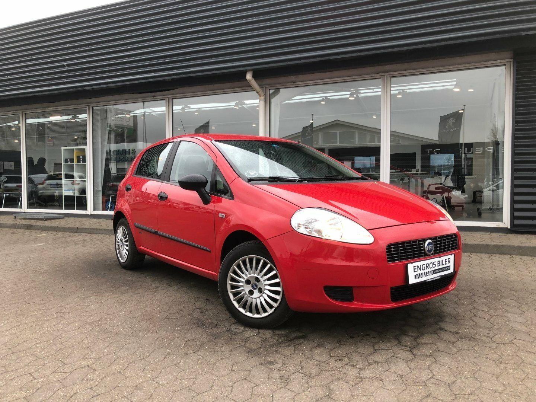 Fiat Grande Punto 1,4 Active 5d