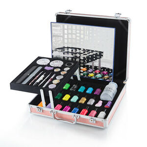 Moyou Nail Fashion Professional Suitcase Anna Stamping Nail Art Kit