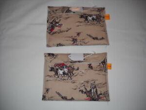 Breyer-stablemate-pony-pouch-pocket-custom-model-horse-transport-fabric