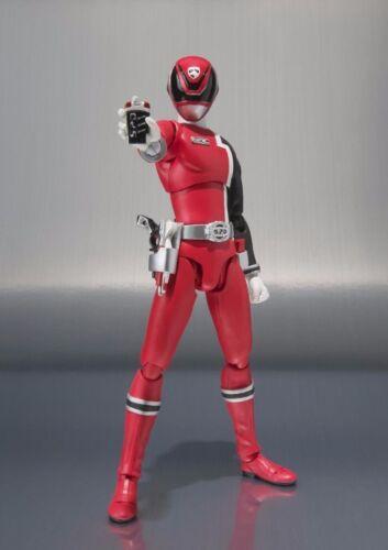 S.H.Figuarts Tokusou Sentai Dekaranger DEKA RED Action Figure BANDAI from Japan