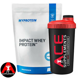 MyProtein Impact Whey Protein - 5kg / 5lbs 100 serving