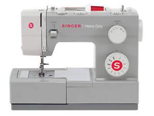 Singer Sewing Machine Heavy Duty 4411 - Refurbished