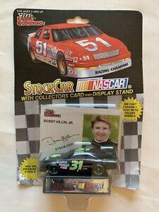 New 1992 Racing Champions 1:64 Diecast NASCAR Bobby Hillin Jr Ireland Lumina #31