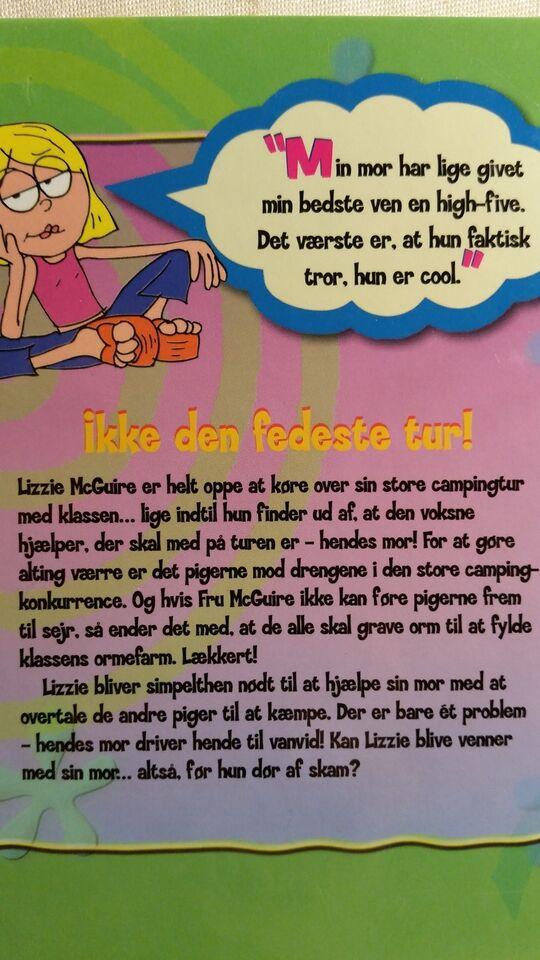 Lizzie Mc Guire-bøger, forskellige
