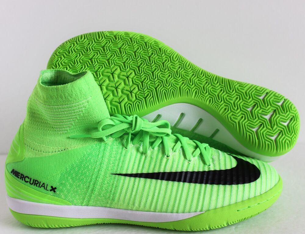 NIKE MERCURIALX PROXIMO DF II 2 DF PROXIMO IC SOCCER ELECTRIC vert Homme  Chaussures de sport pour hommes et femmes b626d2