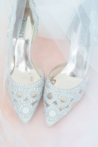 badgley mischka shoes 8