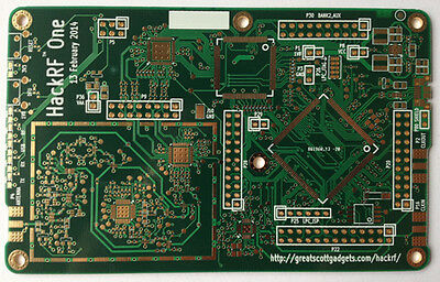 HackRF One  PCB  without components made in china