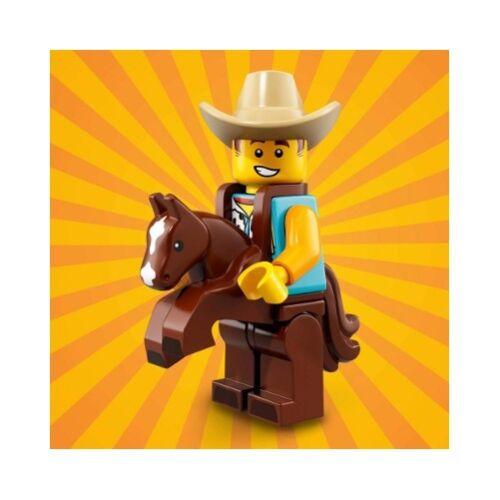 Mini Fig // Minifigure LEGO 71021 Series 18 Cowboy Costume Guy