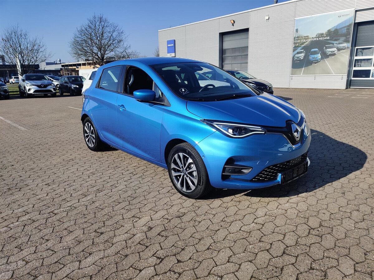 Renault Zoe Billede 7