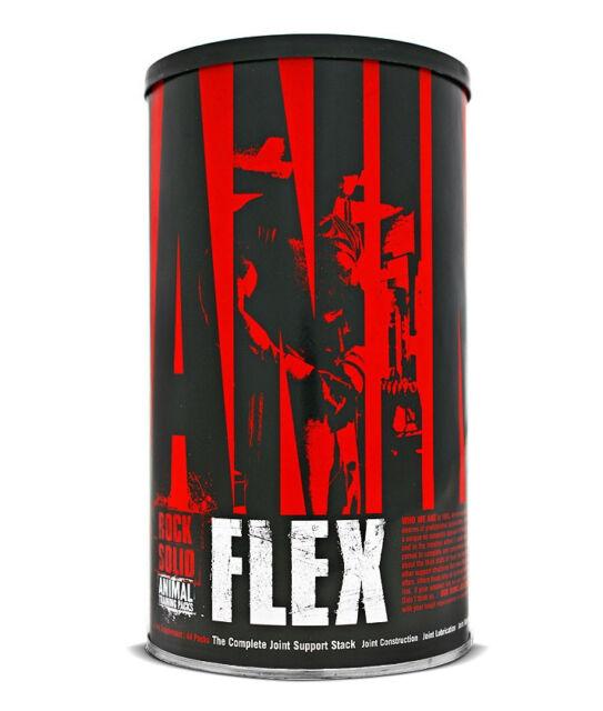 Animal Flex par Universal Nutrition - Soutien Complet Pile Commune (44 Packs)