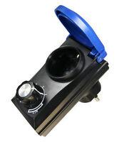 Leistungsregler Osaga Odr 800 Max. 800 Watt Filter - Teichpumpen Usw. Os10132
