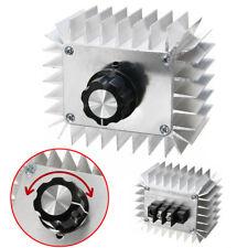 AC 220v 5000w SCR Voltage Regulator Dimmer Electric Motor Speed Controller