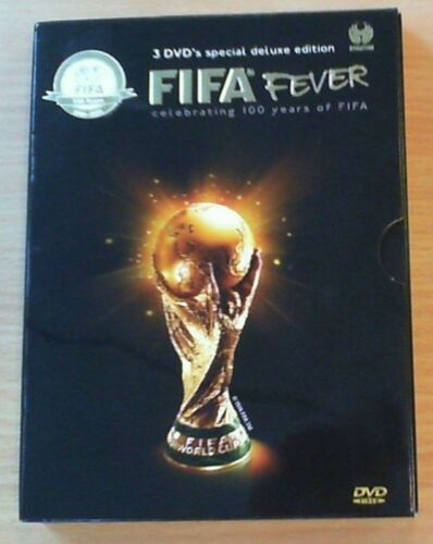 1 von 1 - FIFA Fever - Special Deluxe Edition  (3 DVD's)