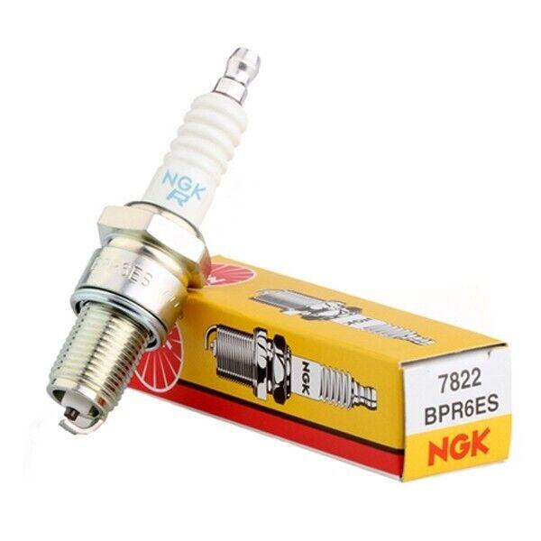 LAWNMOWER SPARK PLUG NGK BPR6ES SPARK PLUG FOR MOST OHV HONDA MOTORS