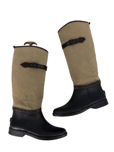 Capri Womens Riding Boots Knee High Equestrian Buc