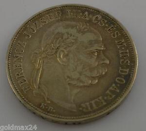 Silbermuenze-5-Korona-Jozsef-Kaiser-von-Osterreich-Ungarn-von-1900