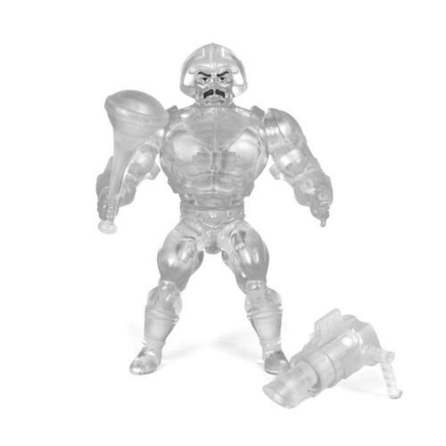 SUPER 7 Crystal Man-At-Arms Masters of the Universe Action Figure