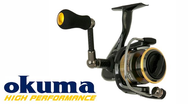 Okuma Signature SIG + 65 High Performance Spin Fishing Reel + SIG BRAND NEW + WARRANTY 6552bf