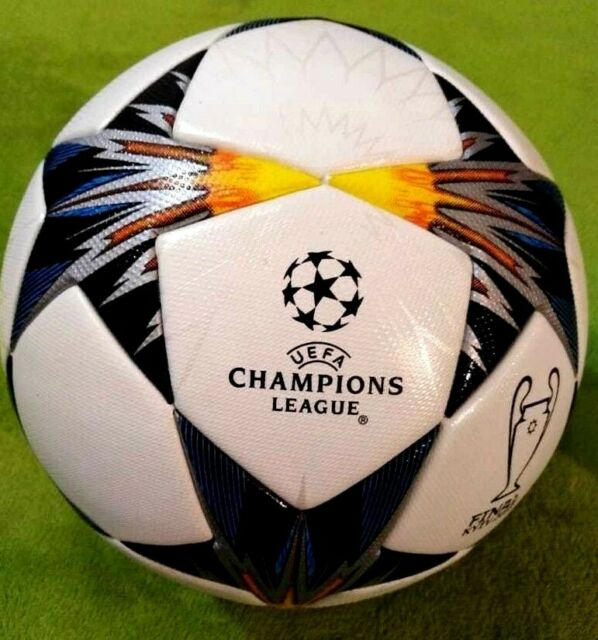 e62f68aaee4 adidas 2018 Champions League Final Soccer Ball White UEFA Football Balls  Cf1203