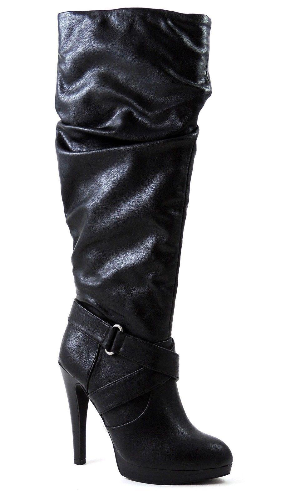 Inc International Concepts para mujer mujer mujer botas a la rodilla Petra Slouchy 5  en promociones de estadios