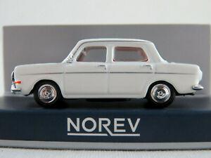 Norev-571094-Simca-1000-GLS-1968-in-fontenoy-white-1-87-H0-NEU-OVP