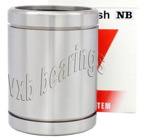 NB Systems SM5 Bore 5mm Slide Bush Ball Bushings Linear Motion Bearings Japan