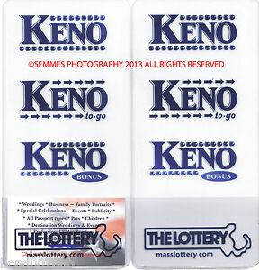 Keno on the go massachusetts
