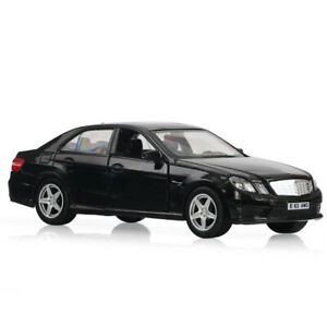 E63-AMG-1-36-Model-Car-Diecast-Toy-Vehicle-Kids-Collection-Black