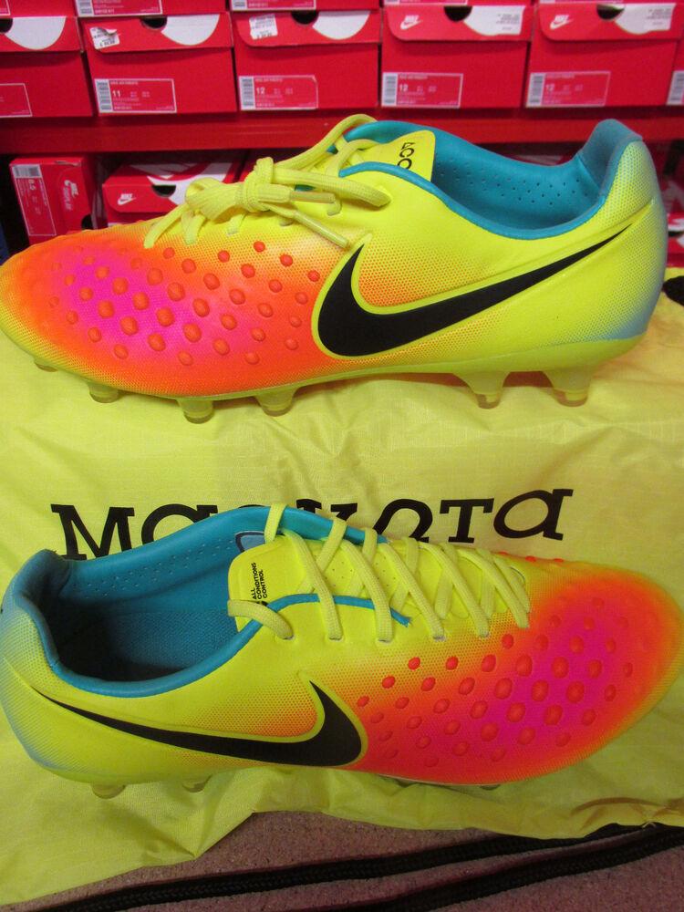 Nike Magista Opus II Fg Chaussures de Foot Hommes 843813 708 Football Chaussures de sport pour hommes et femmes