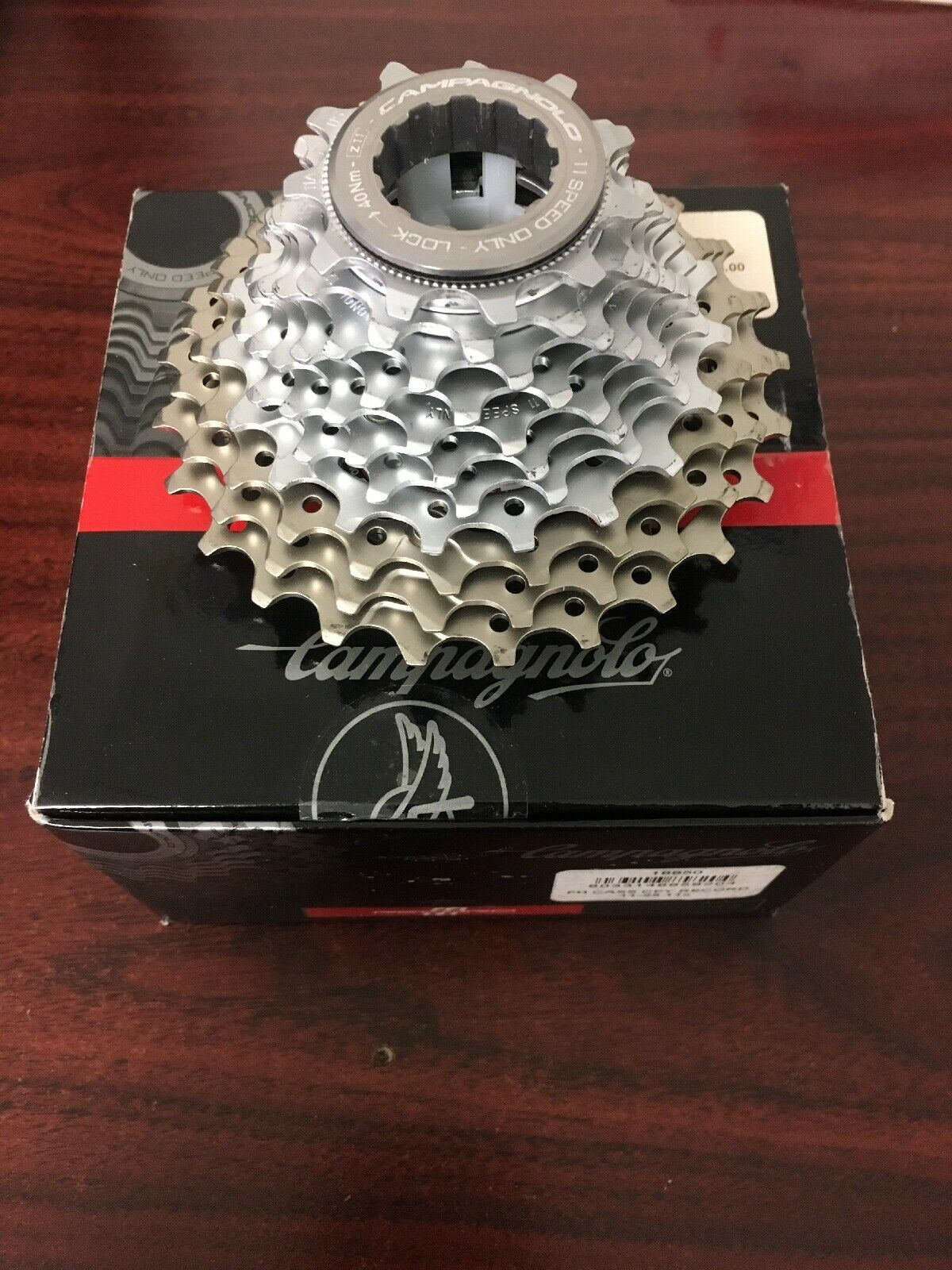 Campagnolo Record 11 Speed Cassette 11-25 New In Box
