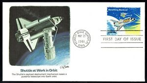 US-1914-Space-Shuttle-Columbia-1981-Fleetwood-FDC-F1914-1