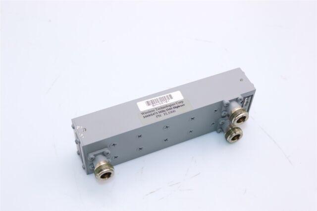 RF BANDPASS K/&L FILTER CF 3.9GHz BW 1GHz 6FV30-3900//V800-0