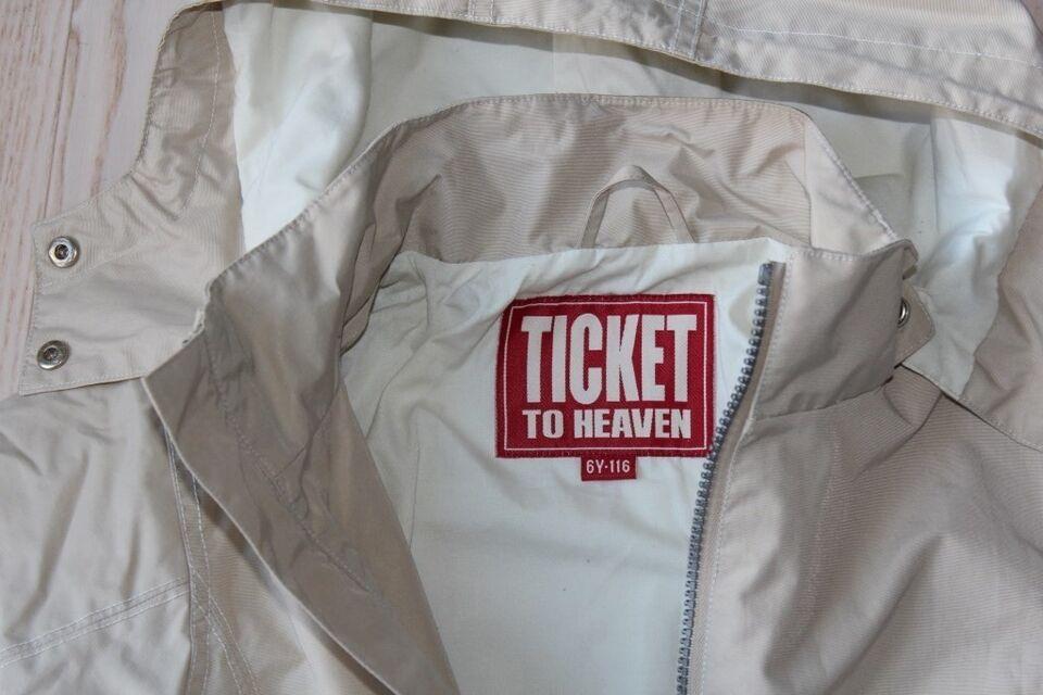 Jakke, Vindjakke, Ticket to Heaven